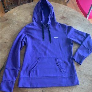 Reebok purple sweatshirt S